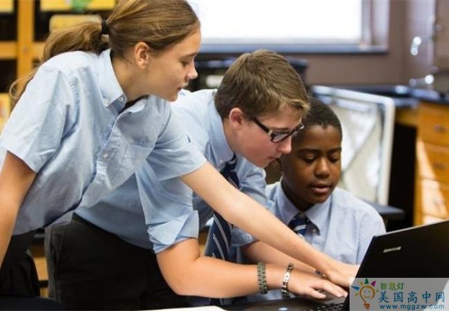 Doane Academy-多恩中学-Doane Academy的正在讨论的学生.jpg