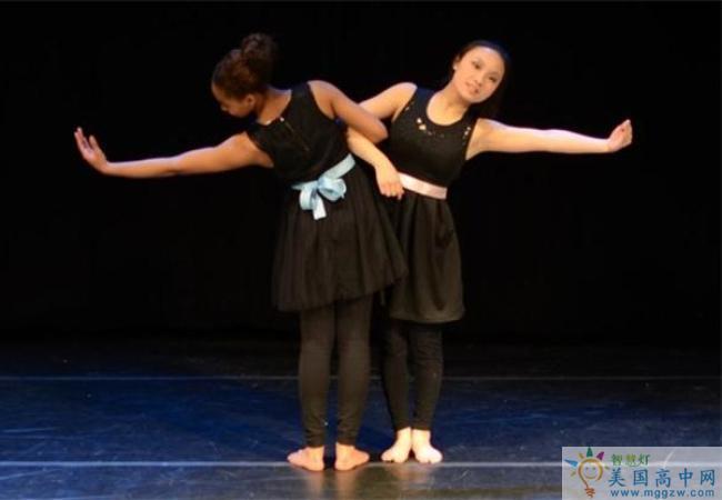 Episcopal High School-主教中学EHS-Episcopal High School的舞蹈表演