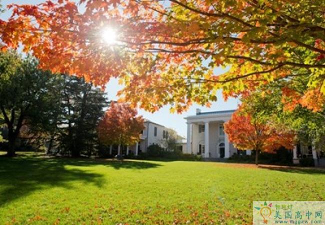 Episcopal High School-主教中学EHS-Episcopal High School的校园环境