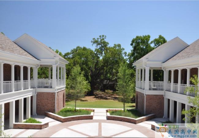 Episcopal School of Jacksonville-杰克逊维尔主教中学-Episcopal School of Jacksonville的建筑.png