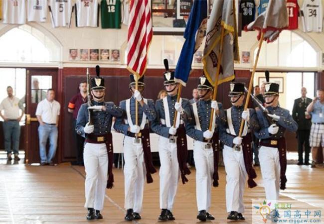 Fishburne Military School -菲什伯恩军事高中-Fishburne Military School 的队伍
