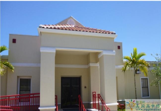 Florida Christian School-佛罗里达基督中学-Florida Christian School建筑.png