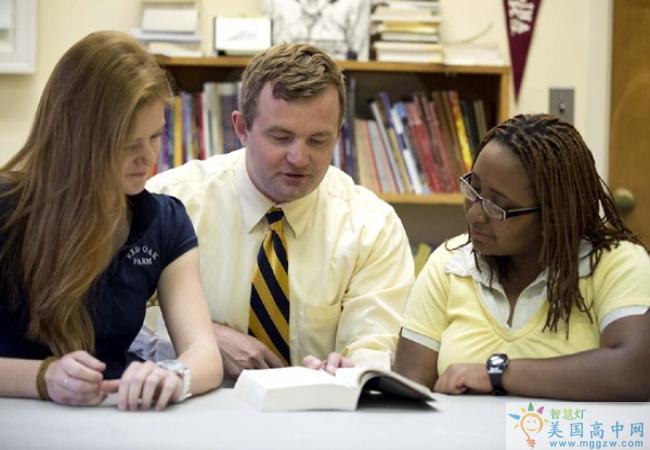 Foxcroft School -福克斯福特女子中学-Foxcroft School 的教学指导