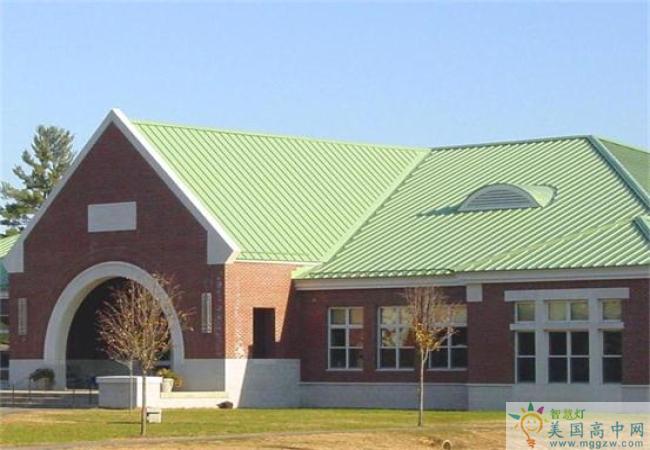 Fryeburg Academy-福莱伯中学-Fryeburg Academy的建筑