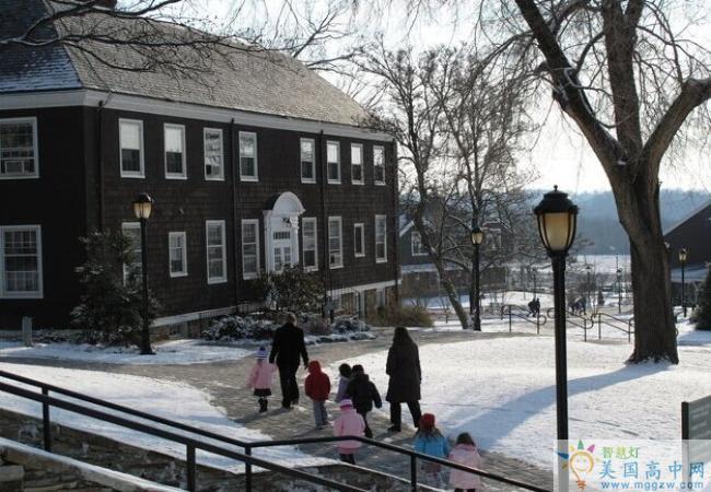 Garrison Forest School-格瑞森林中学-Garrison Forest School的宿舍