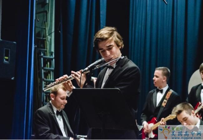 Garrison Forest School-格瑞森林中学-Garrison Forest School的笛子演奏