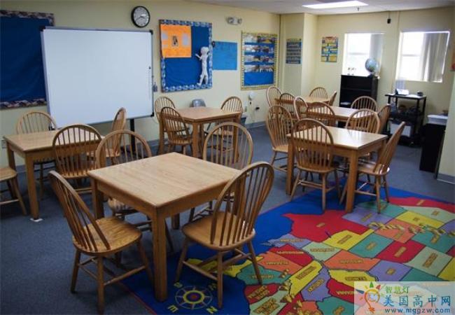 Grandview Preparatory School-格兰德维尤预备中学-Grandview Preparatory School教室.jpg