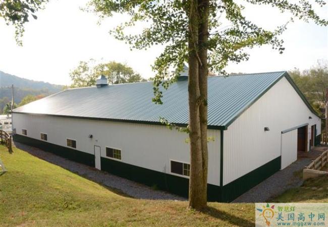 Grier School-葛瑞尔女子中学-Grier School的校园建筑