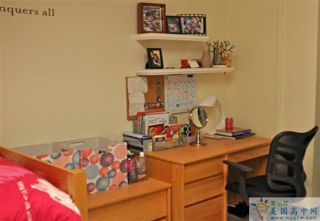 Grier School-葛瑞尔女子中学-Grier School的宿舍