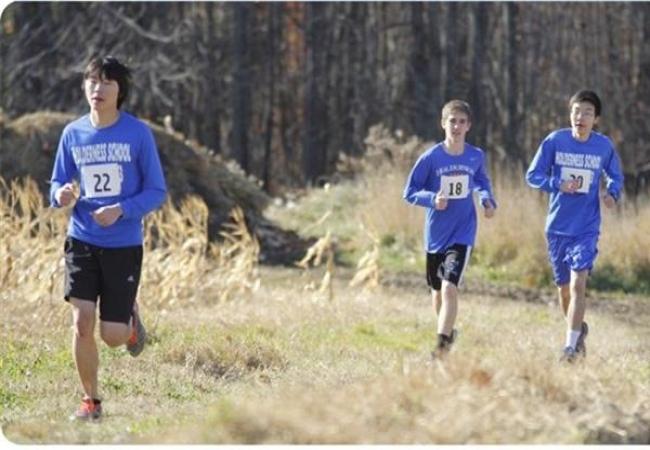 Holderness School -胡德尼斯中学-Holderness School的跑步比赛