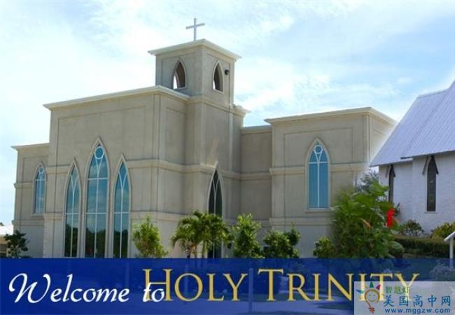 Holy Trinity Episcopal academy-圣三一主教中学-Holy Trinity Episcopal academy建筑物.jpg