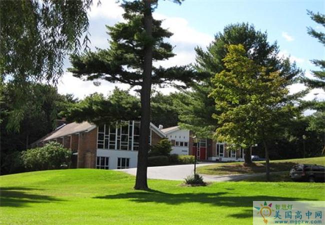 Hoosac School -湖沙克高中-Hoosac School的学校建筑