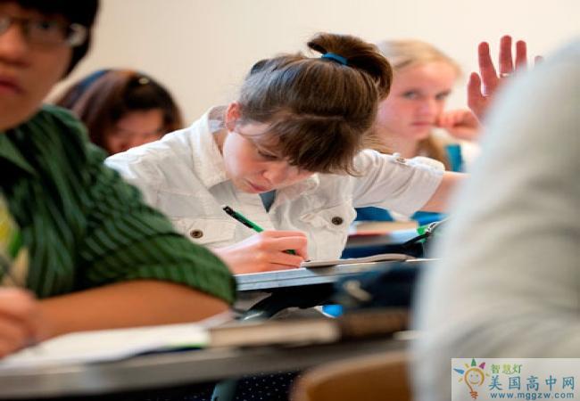 Houghton Academy-霍顿中学-Houghton Academy的举手发言