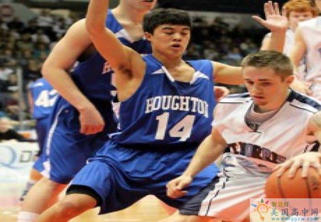 Houghton Academy-霍顿中学-Houghton Academy的篮球比赛