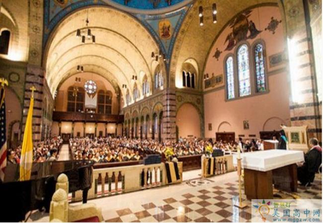 Hudson Catholic Regional High School-哈德逊天主教中学-Hudson Catholic Regional High School的宗教仪式.png