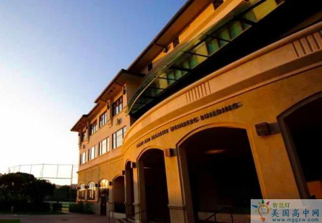 Iolani School-伊奥拉尼学校(孙中山母校)-校园3