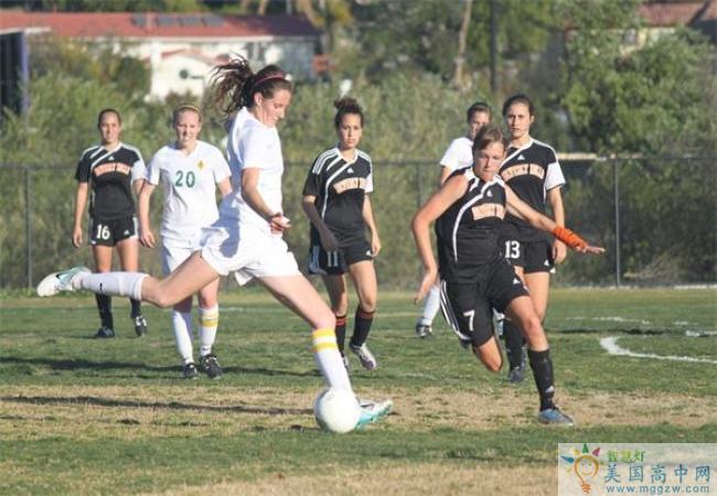 La Reina High School-拉瑞娜女子中学-La Reina High School足球比赛.jpg