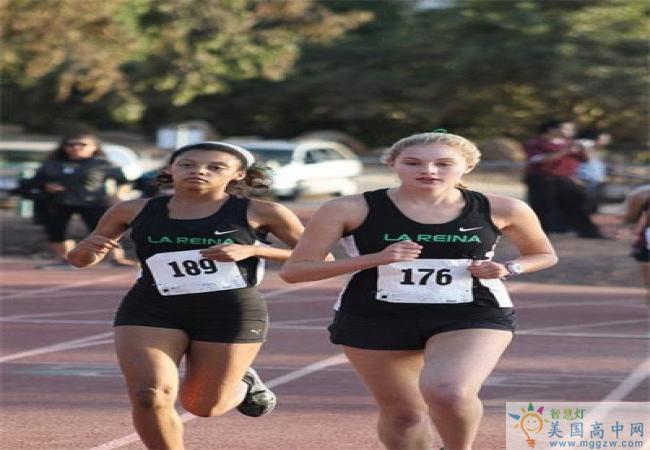 La Reina High School-拉瑞娜女子中学-La Reina High School跑步比赛.jpg