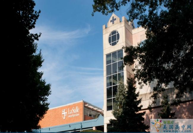 La Salle College High School-拉萨尔男子中学-La Salle College High School建筑.png