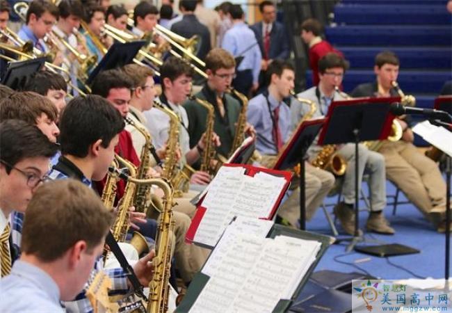 La Salle College High School-拉萨尔男子中学-La Salle College High School音乐演奏.jpg