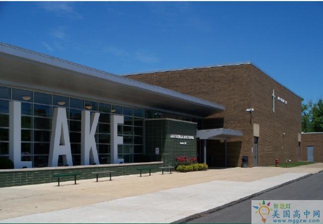 Lake Catholic High School-雷克天主中学-Lake Catholic High School建筑.png