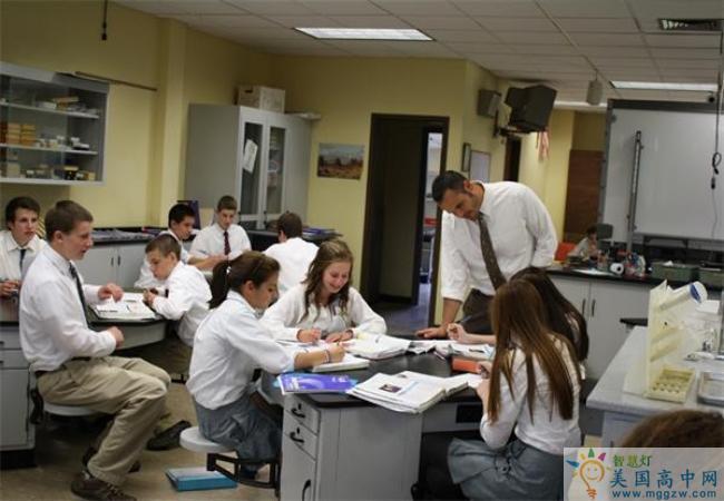 Lake Catholic High School-雷克天主中学-Lake Catholic High School的AP课堂.jpg