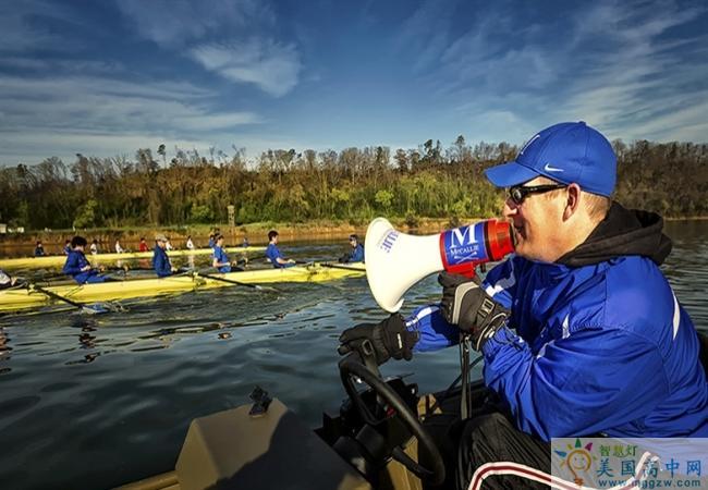 McCallie School-麦卡利男子中学-McCallie School的划船比赛