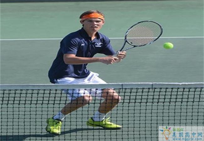Millbrook School-米尔布鲁克中学-Millbrook School的网球比赛