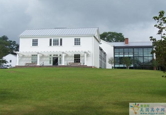 Millbrook School-米尔布鲁克中学-Millbrook School的建筑