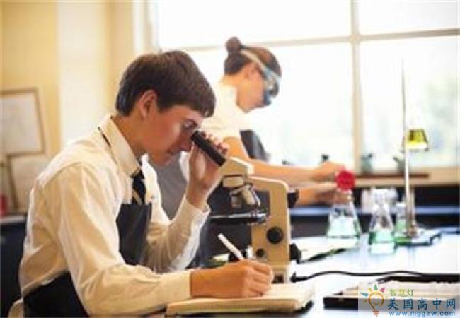 Mount Vernon Presbyterian School-弗农山中学-Mount Vernon Presbyterian School科学实验.jpg