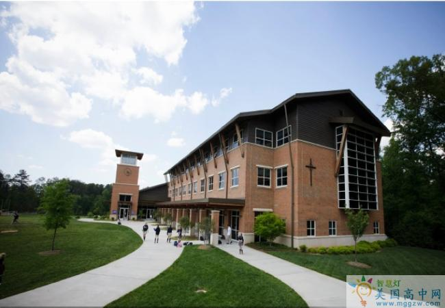 Mount Vernon Presbyterian School-弗农山中学-Mount Vernon Presbyterian School建筑.png