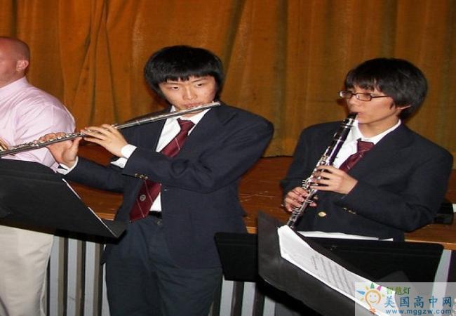 Oak Hill Academy-橡树山中学-Oak Hill Academy的音乐演奏