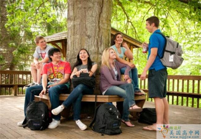 Oak Hill Academy-橡树山中学-Oak Hill Academy的学习生活