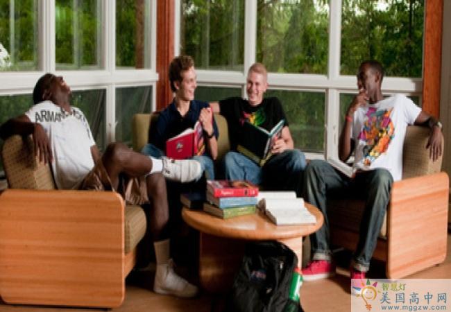 Oak Hill Academy-橡树山中学-Oak Hill Academy的休闲时光