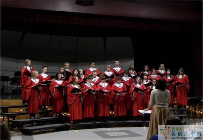 Pacelli High School-帕切利中学-Pacelli High School仪式.jpg