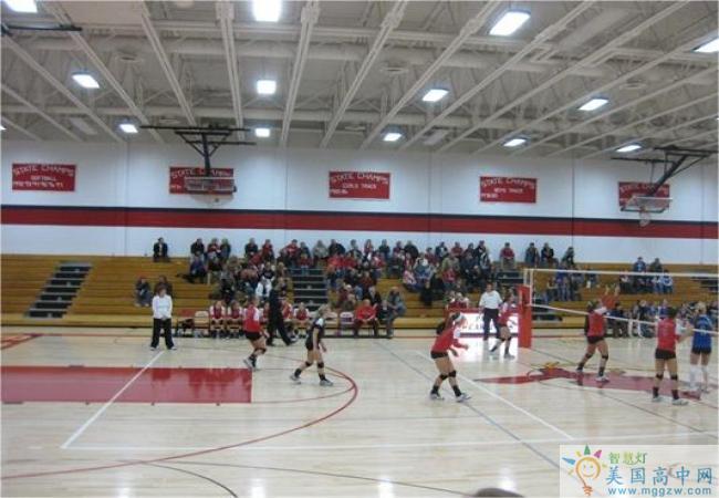 Pacelli High School-帕切利中学-Pacelli High School排球比赛.jpg