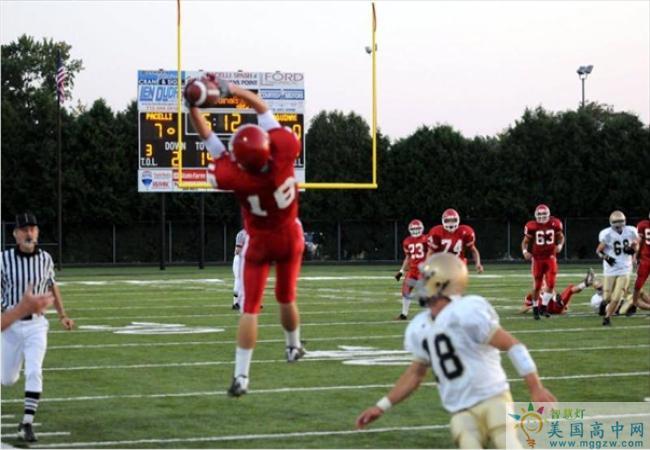 Pacelli High School-帕切利中学-Pacelli High School橄榄球比赛.png