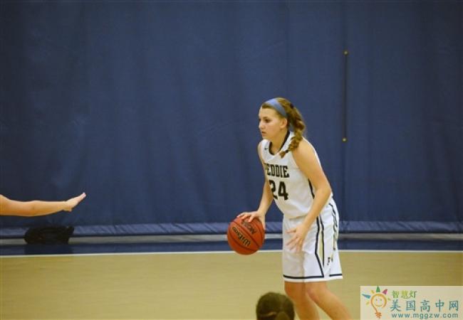 Peddie School-佩迪高中-Peddie School的篮球比赛