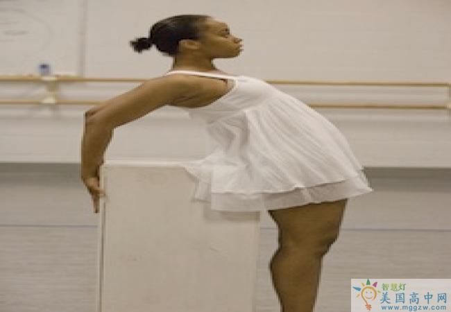 Purnell School-普奈尔女子高中 -Purnell School的舞蹈训练