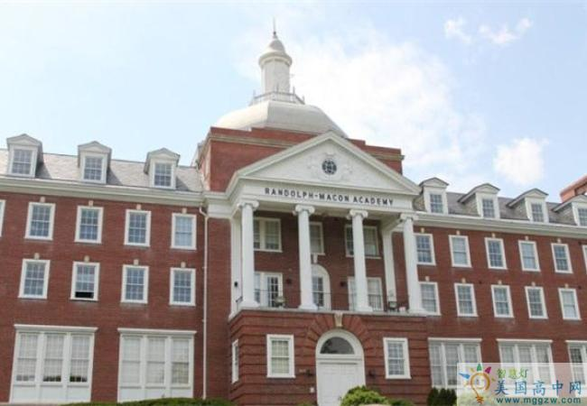 Randolph-Macon Academy-兰道夫马肯中学 -Randolph-Macon Academy的建筑