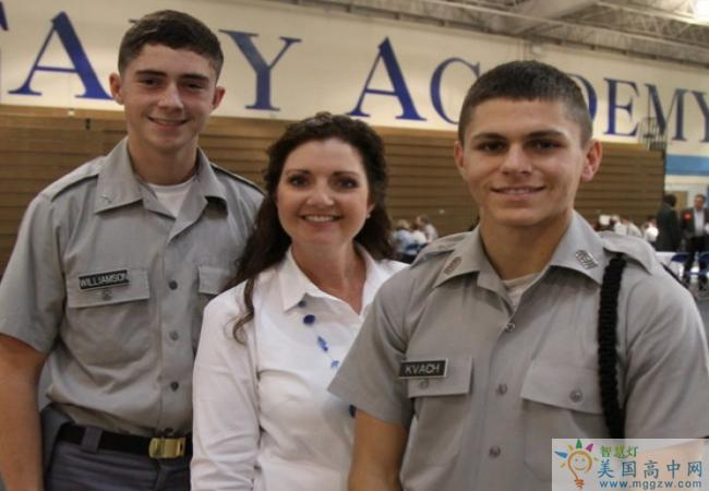 Riverside Military Academy-河滨军事中学-Riverside Military Academy的学生