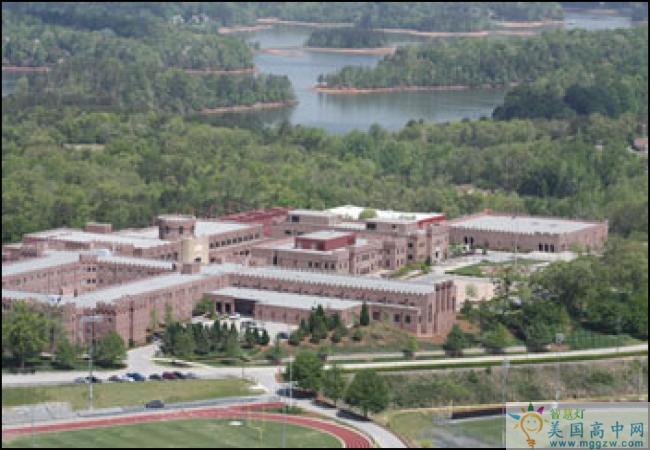 Riverside Military Academy-河滨军事中学-Riverside Military Academy的全貌