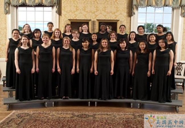 Saint Mary's School-圣玛丽女子中学-Saint Mary's School的合唱