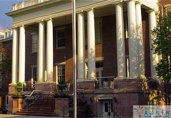 Saint Mary's School-圣玛丽女子中学-Saint Mary's School的校园环境