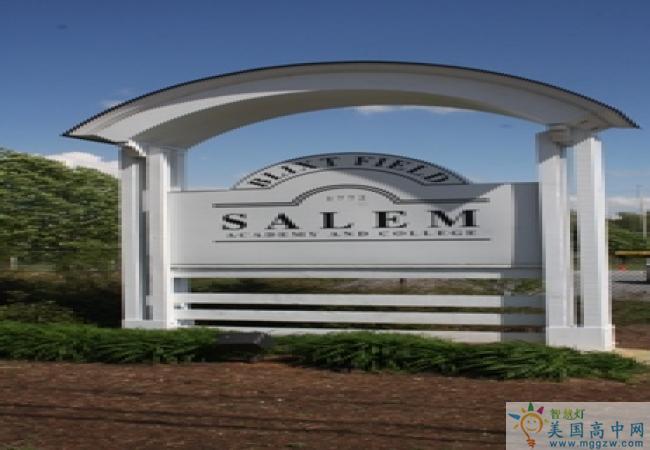 Salem Academy-塞伦女子中学-Salem Academy的标识