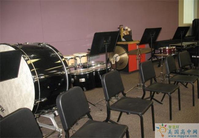 San Diego Academy-圣地亚哥中学-San Diego Academy音乐教室.jpg