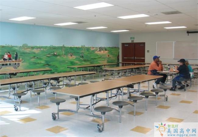 San Diego Academy-圣地亚哥中学-San Diego Academy餐厅.jpg