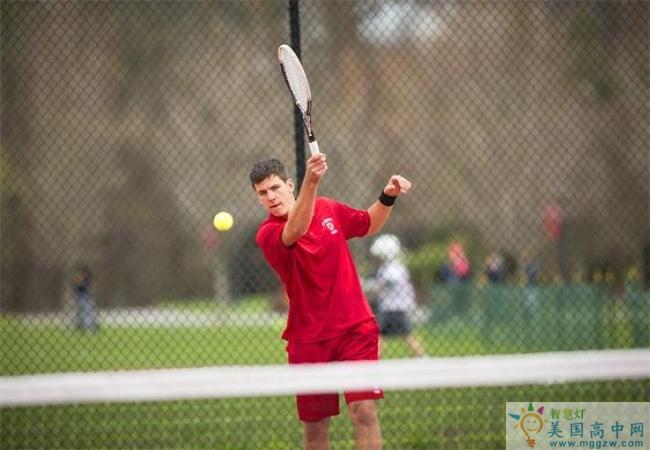 St. Andrew's School - RI -圣安德鲁中学(罗德岛)-StAndrews School - RI的网球比赛