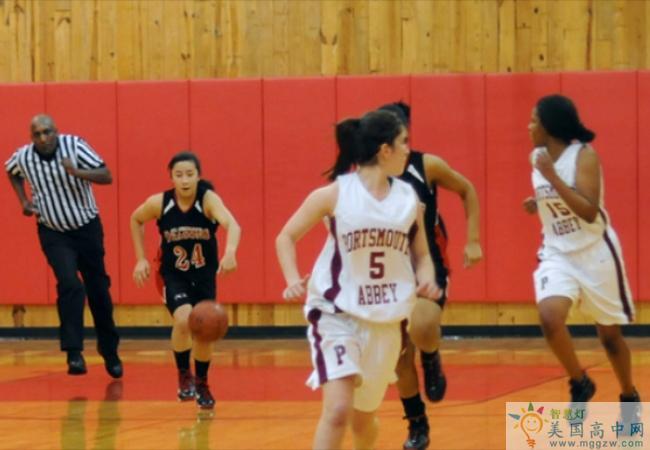 St. George's School-圣乔治中学-StGeorges School的篮球比赛
