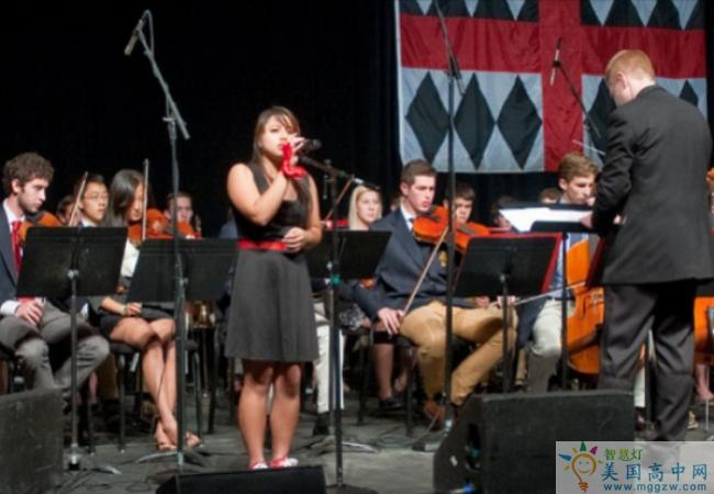 St. George's School-圣乔治中学-StGeorges School的音乐表演